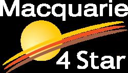 Macquarie 4 Star Logo