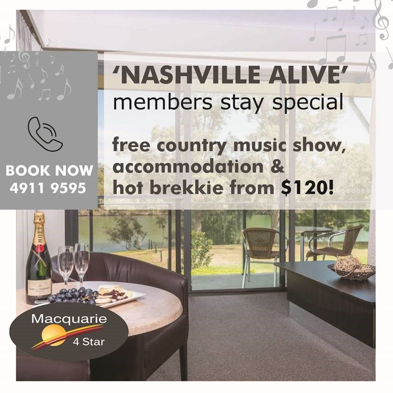 Macquarie 4 Star Members Stay Special Nashville Alive